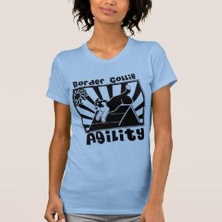 Border Collie Agility A-Frame T-Shirt