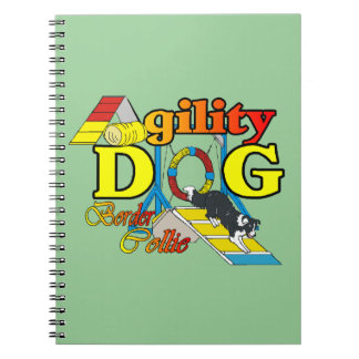Border Collie Agility Notebooks