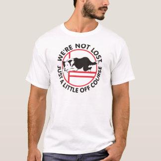 Border Collie Agility Off Course T-Shirt