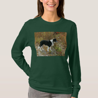 Border Collie Autumn T-Shirt