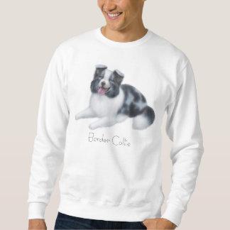 Border Collie Blue Merle Sweatshirt