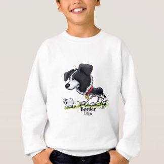 Border Collie Cartoon Sweatshirt