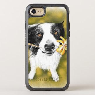 Border collie cutie OtterBox symmetry iPhone 8/7 case