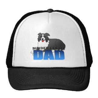 Border Collie Dog Dad Cap