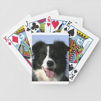 Border Collie Dog Playing Cards