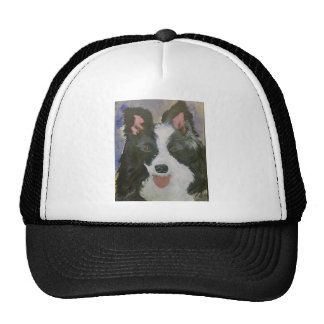 Border Collie gifts Cap