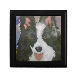 Border Collie gifts Gift Box