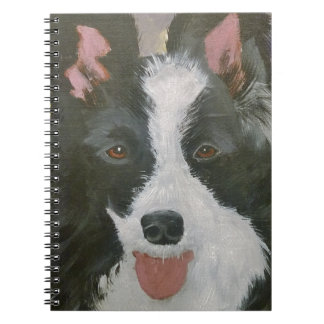 Border Collie gifts Notebooks