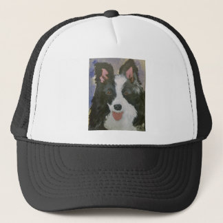 Border Collie gifts Trucker Hat