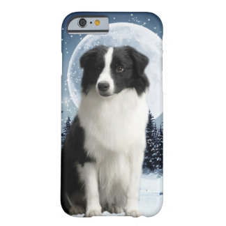 Border Collie iPhone 6 Case