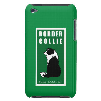 Border Collie iPod Touch 4G Case