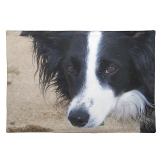 Border Collie items Placemat