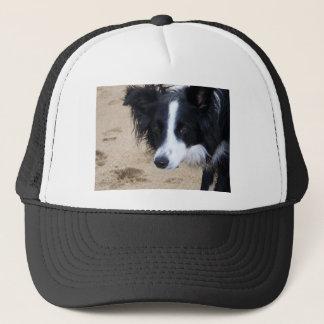 Border Collie items Trucker Hat