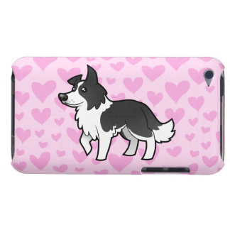 Border Collie Love iPod Touch Case-Mate Case