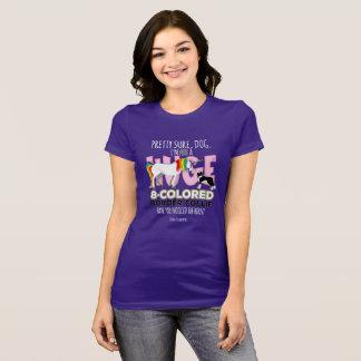 Border Collie Meets Unicorn T-Shirt