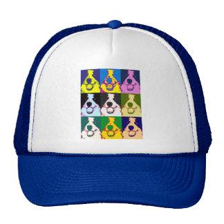Border Collie Pop Art Cap