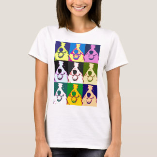 Border Collie Pop Art T-Shirt