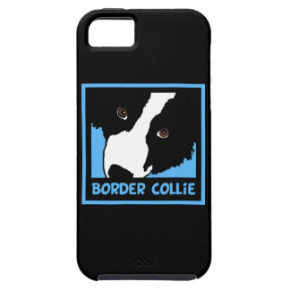 border collie watching you ewe iPhone 5 case