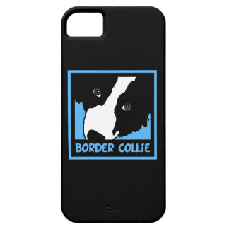 border collie watching you ewe iPhone 5 covers