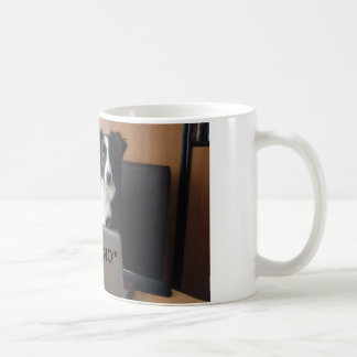 Border Collies in charge Coffee Mug