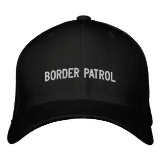 BORDER PATROL EMBROIDERED HAT