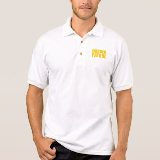 Border Patrol Polo Shirt
