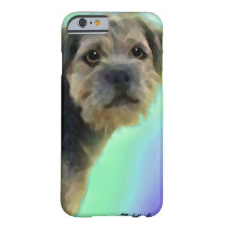 border terrier barely there iPhone 6 case