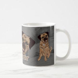 Border Terrier Dog Classic White Mug