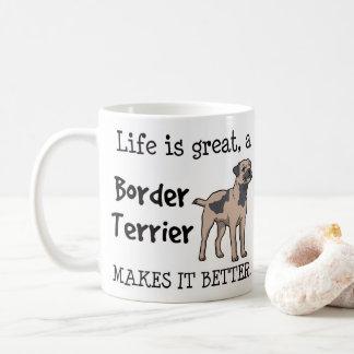 Border Terrier Dog Gift Mug