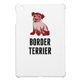 Border Terrier Cover For The iPad Mini