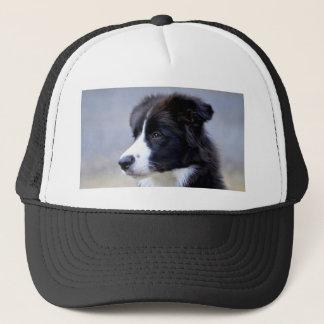 border trucker hat