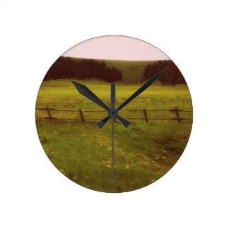 Borders Clock