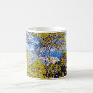Bordighera, 1884 Claude Monet cool, old, master, Basic White Mug