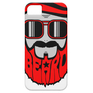 bore red iPhone 5 covers