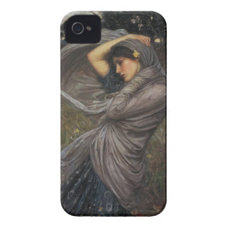 Boreas - John William Waterhouse iPhone 4 Covers