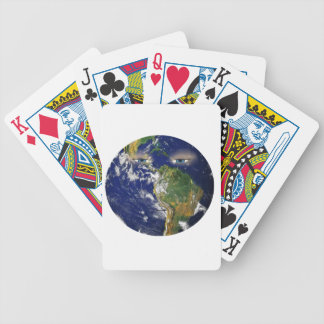 BORED EARTH BICYCLE PLAYING CARDS