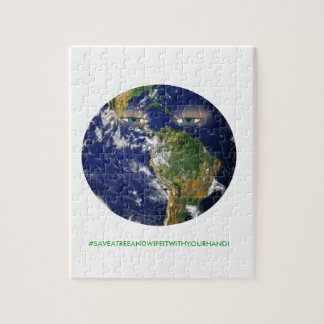BORED EARTH JIGSAW PUZZLE