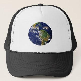 BORED EARTH TRUCKER HAT