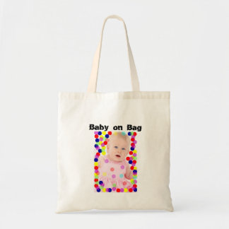 Bored with Baby on Board? Here's Baby on Bag