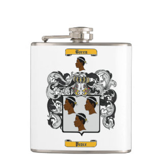 Boren Hip Flask