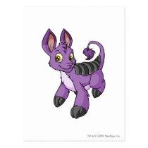 Bori Purple postcards