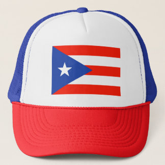 Boricua Show Your Support for Puerto Rico 4Hector Trucker Hat
