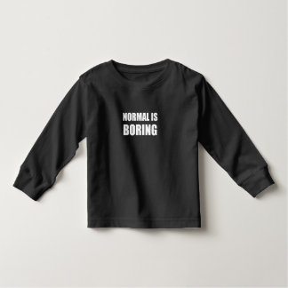 boring toddler T-Shirt