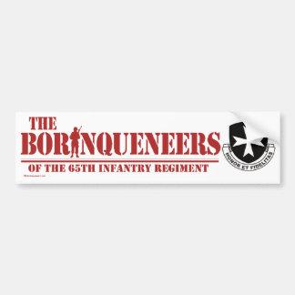 Borinqueneers Bumper Sticker