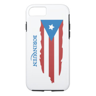 Boriquen iphone case