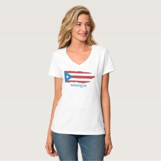 Boriquen womens shirt