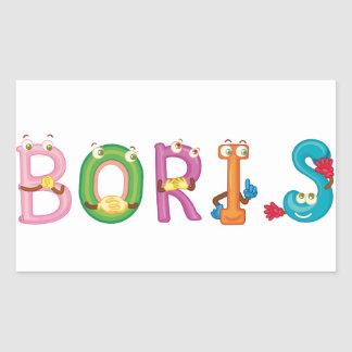 Boris Sticker