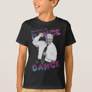 Boris Yeltsin Dance Dance Hot Summer 1996 T-Shirt
