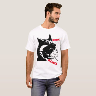 Bork Dog T-Shirt