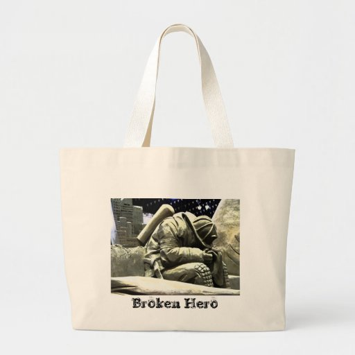 Borken Hero Tote Bag